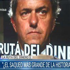 La ruta de dinero S, el informe que anoche presentó La Cornisa TV por América.