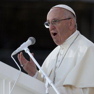 Que nunca nos falte trabajo, ese trabajo al que nos envía el Señor y que nos confiere dignidad, dijo el Papa en su misiva.