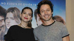 La China Suárez y Benjamín Vicuña comenzaron su romance a mediados del año pasado.