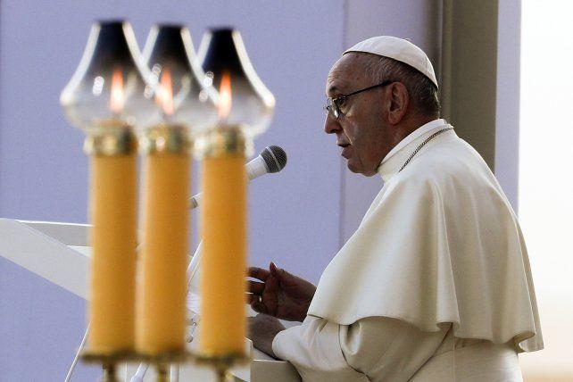Misiva. La Santa Sede difundió ayer el texto que el Papa Francisco le remitió a monseñor Arancedo.