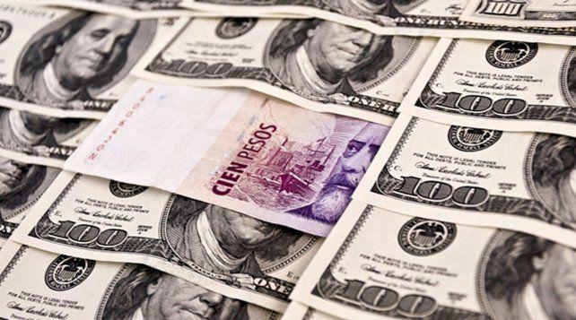Si el dinero a blanquear es menor a 305.000 pesos