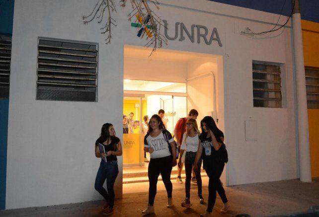 Incertidumbre. La Universidad Nacional de Rafaela