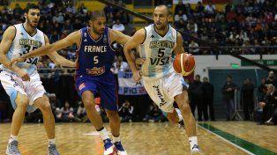 Argentina derrotó a Francia y llega invicta a los Juegos Olímpicos de Río