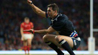 Un número uno. El sudafricano Craig Joubert estará presente en los Juegos.