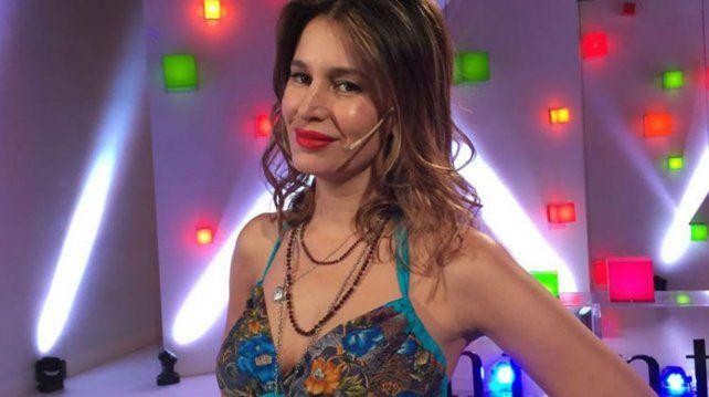 Dolores Barreiro y su cola fueron protagonistas de un caliente momento en Instagram