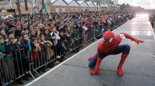 Multitudinario. La convención de historietas congregó el año pasado a 36 mil fanáticos.