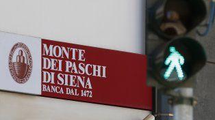 Temblor. La crisis de un antiguo banco italiano despertó temores globales.