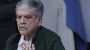 Gemignani radicó el lunes la denuncia contra De Vido luego de un escándalo que se desató el jueves pasado en los Tribunales Federales.
