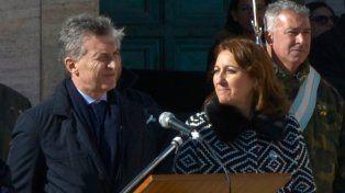 Fein criticó a Macri porque no entiende que hay diferencias políticas que construyen la democracia