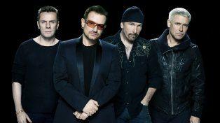 La banda irlandesa U2 anunció el lanzamiento de su nuevo disco.