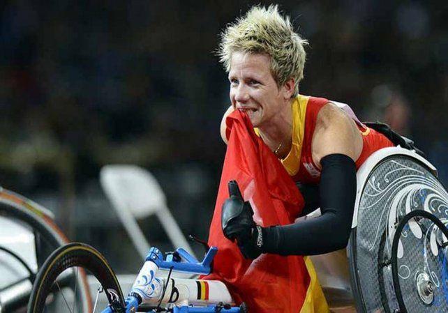 Una atleta competirá en los Juegos Paralímpicos y luego pedirá la eutanasia