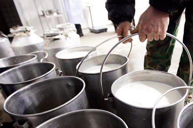 Los productores quieren un precio de leche en tranquera de al menos 1
