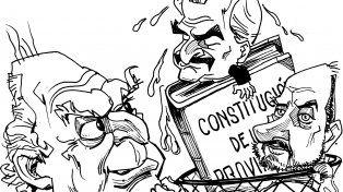 Con reforma constitucional se adelantaría la gran final