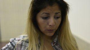 en tribunales. Balmaceda vivió con malestar el juicio contra su ex pareja.
