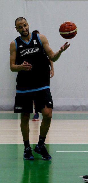 Ginóbili, orgullo de estar en los Juegos Olímpicos: No somos favoritos