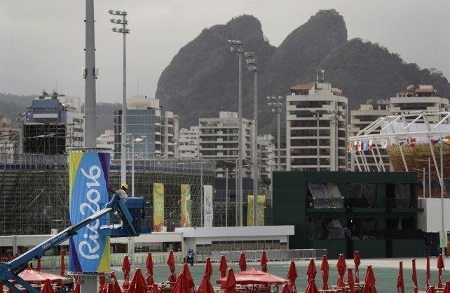 Paisaje olímpico. Río de Janeiro cambiará la fisonomía habitual para darle paso al deporte.