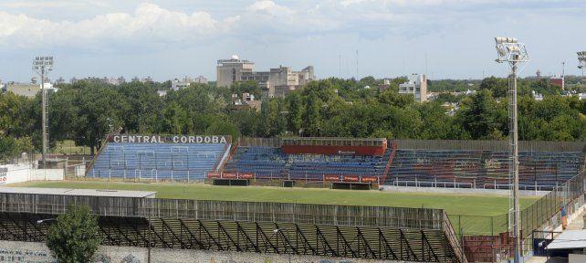 El Gabino Sosa. El club de Tablada es uno de los más perjudicados de la ciudad por la falta de actividad