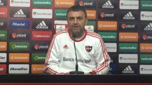 Osella dijo que la base del equipo será la que viene jugando en los amistosos. (Foto Twitter @canoboficial)