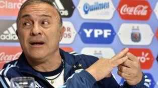 El Vasco Olarticoechea hizo una promesa si el seleccionado consigue una medalla en los Juegos