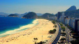 La más famosa. Copacabana