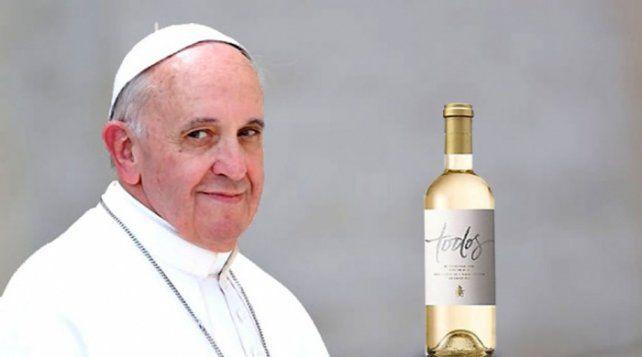el papa argentino. Jorge Bergoglio recibirá 450 litros del vino Todos