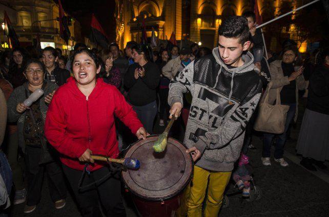 El ruidazo en Tucumán.