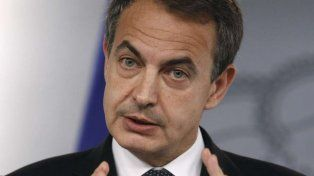 Presión. Zapatero está a favor de que el PSOE facilite la formación de gobierno.