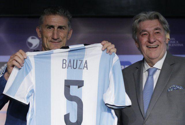 El entrenador de la selección argentina