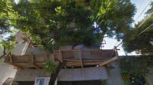 En un ataque comando se llevaron 300 mil pesos de dos obras en construcción en pleno centro