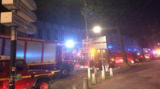 Al menos 13 muertos en un incendio en un bar en el noroeste de Francia