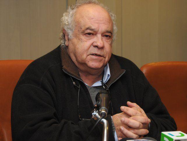 El ministro de Defensa uruguayo.