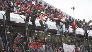 Maio contó que se está reformando el decreto de creación de la dirección de seguridad deportiva