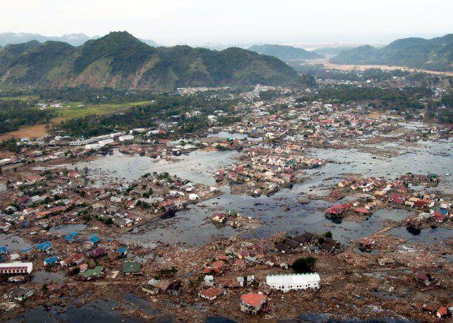 Un hombre se reencontró con su hija, que había desaparecido tras el tsunami de 2004