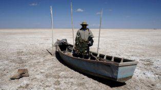 Unas 132.000 familias sufren los efectos de la falta de lluvias.