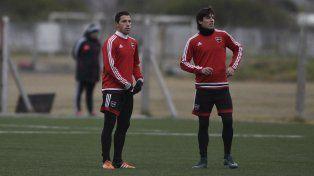 Formica no está habilitado para jugar el miércoles por la Copa Argentina