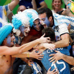 el voley argentino comenzo con el pie derecho ante iran en los juegos olimpicos