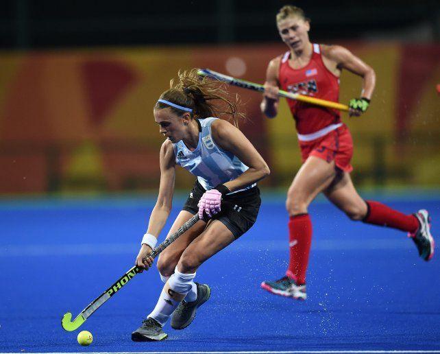 Las Leonas. Desde las 20.30 hockey sobre césped femenino. Argentina ante Japón por la segunda fecha