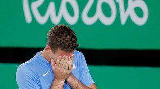 Ni a palos pensaba estar en semifinales, confesó Del Potro, que ahora irá por Nadal