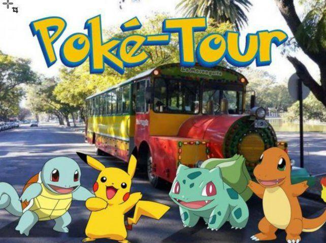 La Merenguita lanzó un tour exclusivo por Rosario para quienes quieran cazar pokémones