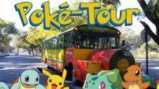 la merenguita lanzo un tour exclusivo por rosario para quienes quieran cazar pokemones