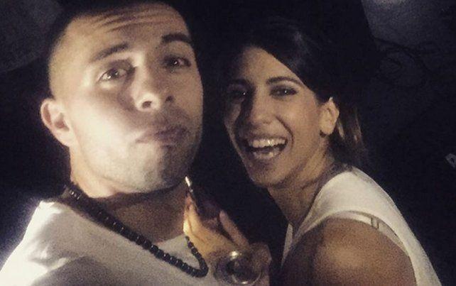 Las fotos de la fiesta de despedida que Cinthia Fernández le organizó a Matías Defederico