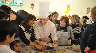 La Fundación Rosario Cocina Ideas invita a compartir esta noche El guiso de la amistad