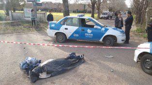 El delantero de Newells Mauro Matos protagonizó un accidente de tránsito en el que murió un motocilista