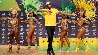Estos serán mis últimos Juegos Olímpicos, anunció el jamaiquino Usain Bolt