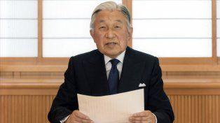 Mensaje imperial. Ahikito llegó al trono en 1989