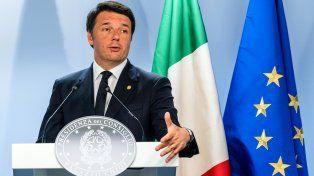 El gobierno del primer ministro Matteo Renzi tiene ahora 60 días para proponer una fecha