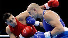 yamil peralta le dio la primera alegria al boxeo argentino en rio 2016