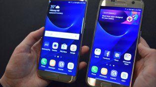 El Galaxy S7 y el Edge