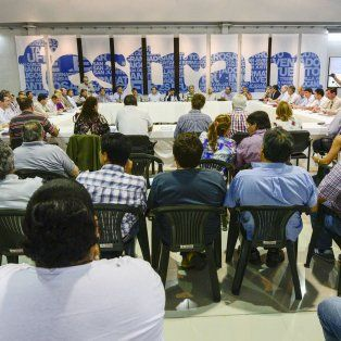 Los delegados de la Festram resolvieron por amplia mayoría un paro para la semana próxima. (Foto de archivo)