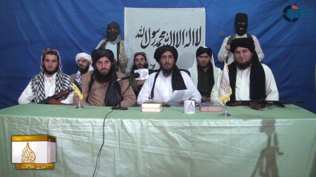 Terror. Un video de la cúpula de Jamaat-ul-Ahrar
